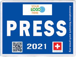Votre logo + Pays