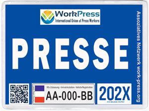 Workpress + ID véhicule